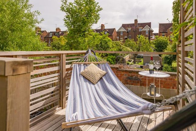 Decked Area of The Villas, Rutherway, Oxford, Oxfordshire OX2