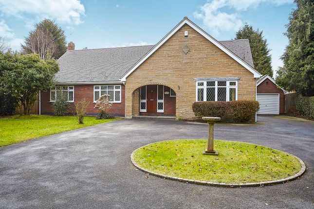 Thumbnail Detached bungalow for sale in Harland Way, Cottingham