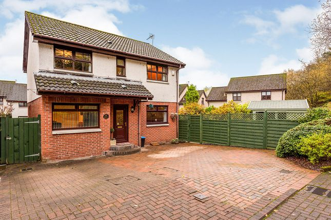 Thumbnail Detached house for sale in Castle Drive, Airth, Falkirk, Stirlingshire
