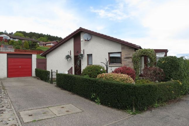 Thumbnail Bungalow for sale in Balnafettack Road, Inverness