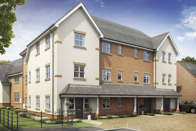 Thumbnail Flat for sale in Smannell Road, Saxon Heights, Andover