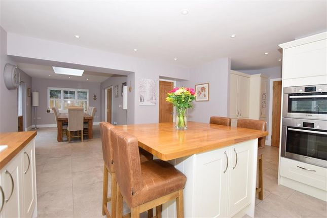 Thumbnail Detached house for sale in Heath Road, Coxheath, Maidstone, Kent