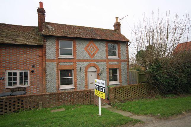 Thumbnail Cottage to rent in Golden Cross, Hailsham