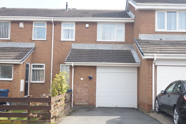 3 bed terraced house to rent in Glenagles, South Shields