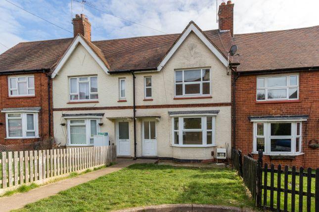 2 bed terraced house to rent in Ashfield Road, Wellingborough NN8