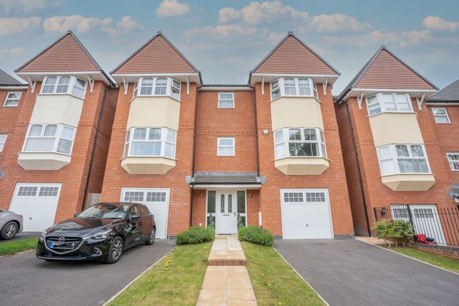 Thumbnail Detached house for sale in Broadleaf Way, Newport