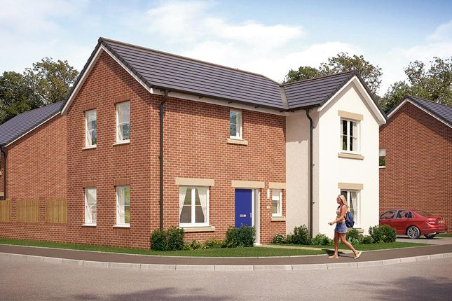"Thumbnail Property for sale in ""The Livingston"" at High Gill Road, Nunthorpe, Middlesbrough"