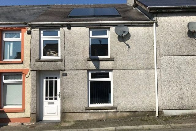 Thumbnail Terraced house for sale in Coed Cae Row, Dowlais Top, Merthyr Tydfil