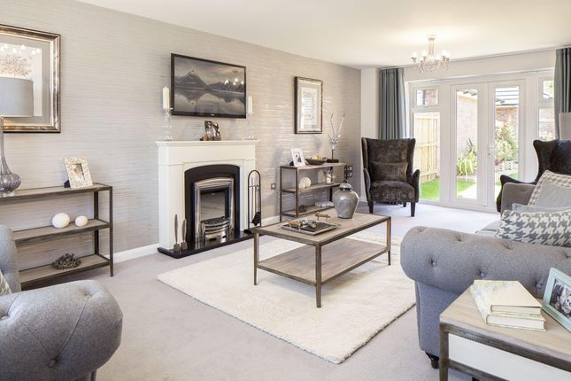 """Thumbnail Detached house for sale in """"Emerson"""" at Main Road, Ogmore-By-Sea, Bridgend"""