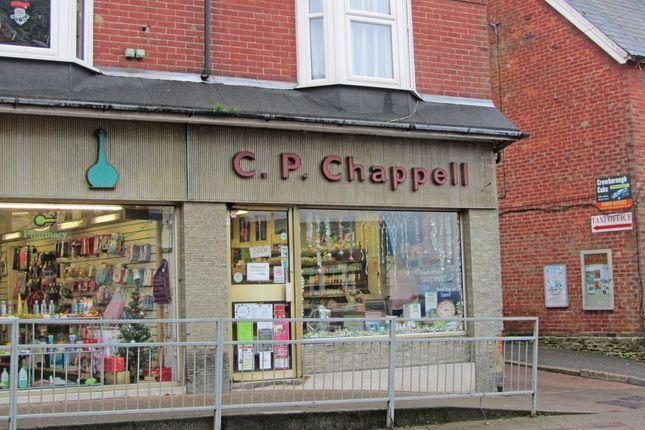 Thumbnail Retail premises to let in 1, Croft Road, Crowborough