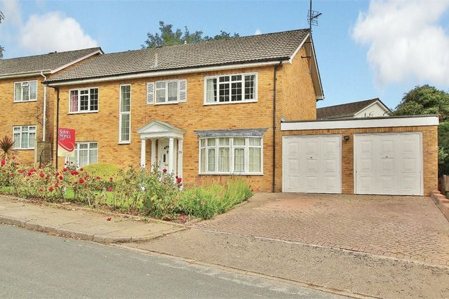 Thumbnail Detached house for sale in Heol St Denys, Lisvane, Cardiff