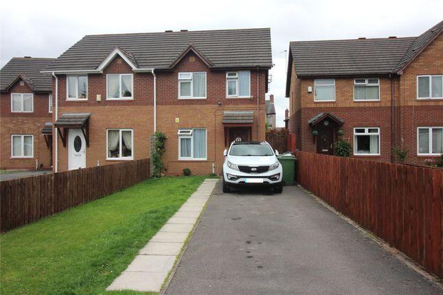 Thumbnail Semi-detached house for sale in Green Lawn, Birkenhead, Merseyside