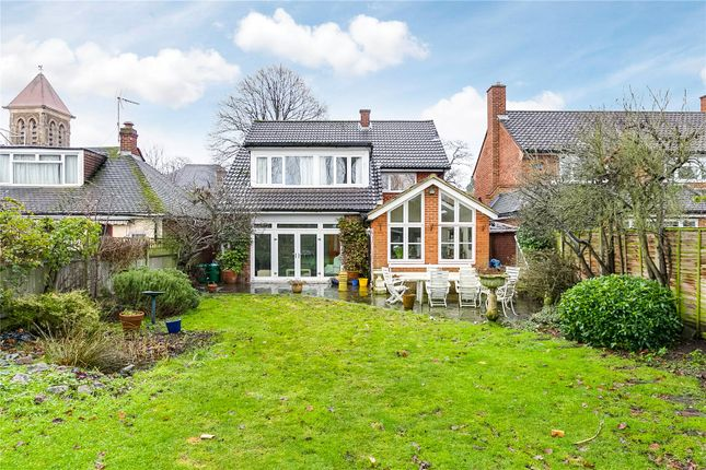 Thumbnail Detached house for sale in West Temple Sheen, East Sheen, London