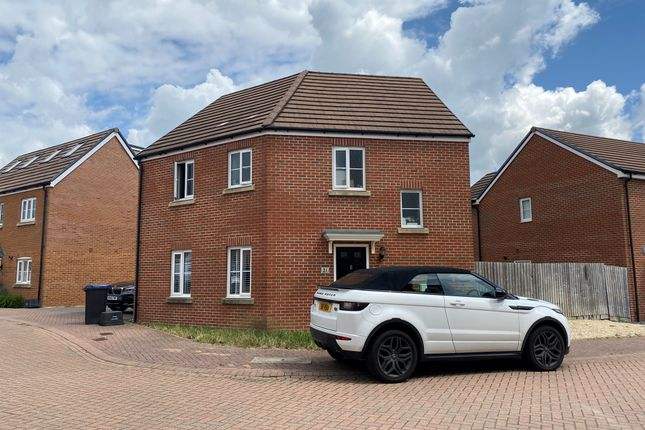 Thumbnail Detached house for sale in Kingfisher Close, Trowbridge
