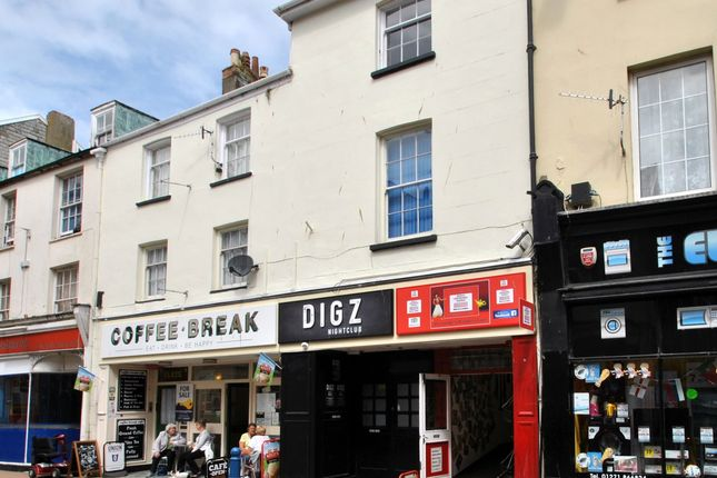 Thumbnail Retail premises to let in 11-12 High Street, Ilfracombe