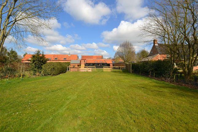 Thumbnail Property for sale in Reepham Road, Foulsham, Dereham, Norfolk.