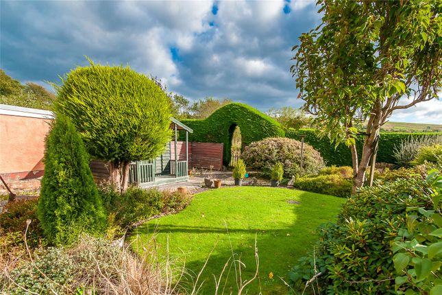Garden of Waun Gyrlais, Ystradgynlais, Swansea SA9
