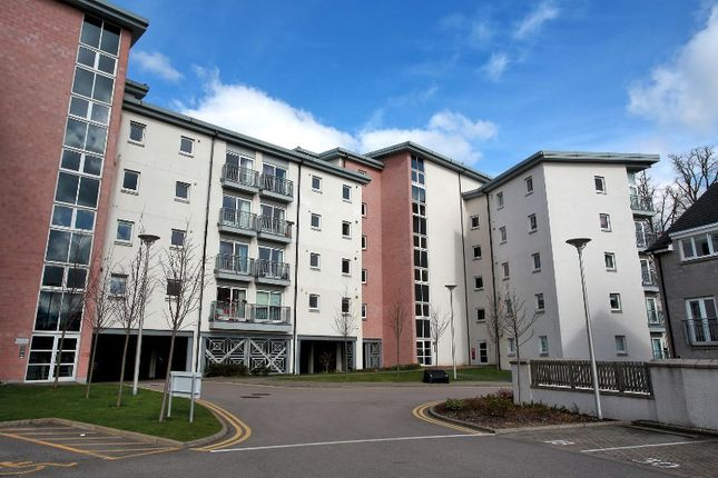 Thumbnail Flat to rent in Queens Crescent, West End, Aberdeen