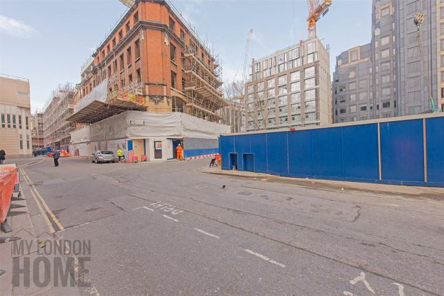 Thumbnail Flat for sale in Barts Square, Abernethy House, 56 West Smithfield, Clerkenwell