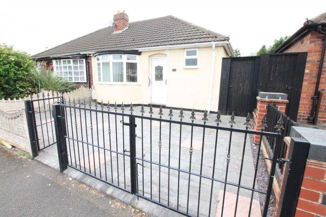 Thumbnail Semi-detached bungalow for sale in Hannah Road, Bilston