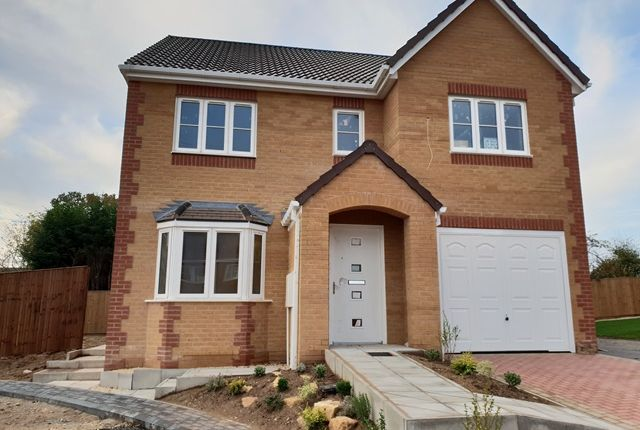 Thumbnail Detached house for sale in Park Avenue, Royston, Barnsley
