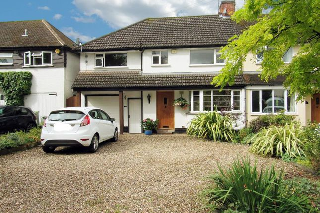 4 bed semi-detached house for sale in Forest Rise, Kirby Muxloe, Leicester