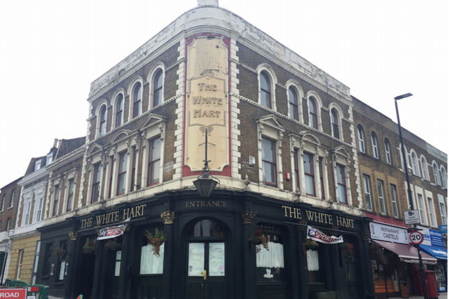 Thumbnail Retail premises to let in Norwood Road, London