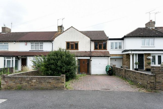 4 bed terraced house for sale in Mead Crescent, London