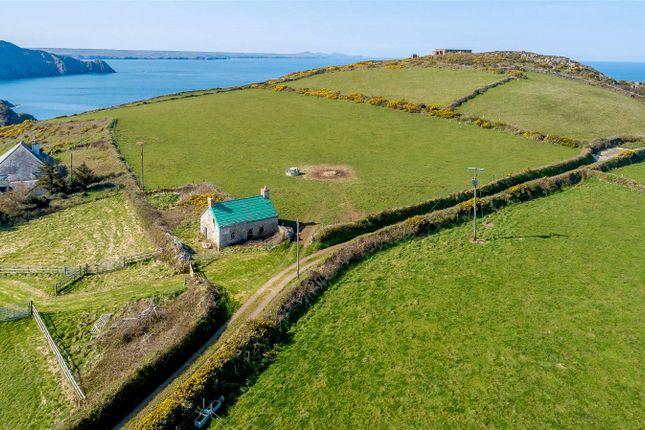 Thumbnail Detached house for sale in Trefasser, Pencaer, Nr Goodwick, Pembrokeshire