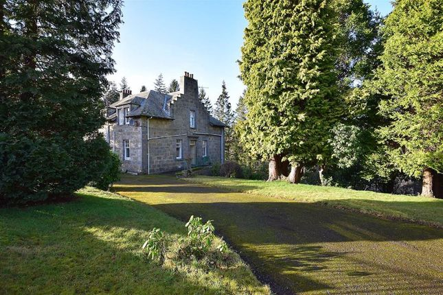 Thumbnail Detached house for sale in Aberlour