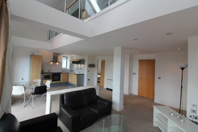 Thumbnail Flat to rent in Castle Exchange, Nottingham