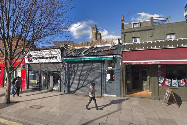 Thumbnail Restaurant/cafe to let in Chalk Farm Road, Camden