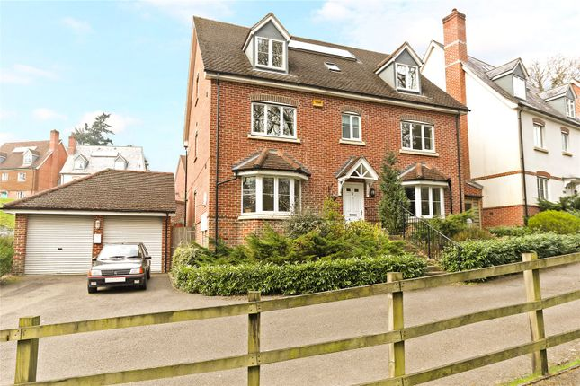 Thumbnail Detached house for sale in Meadowlands Drive, Haslemere, Surrey