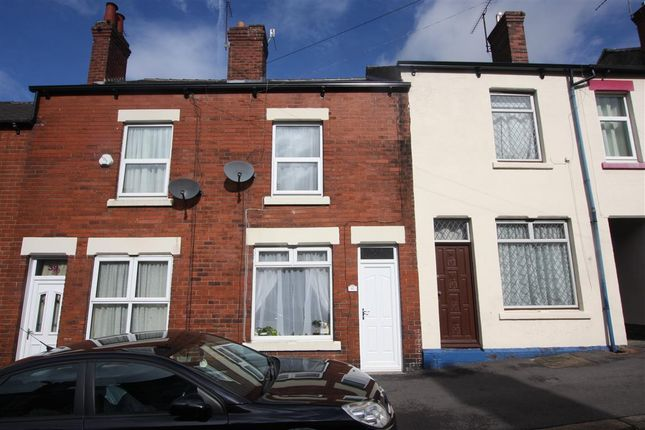 Thumbnail Terraced house to rent in Haughton Rd, Woodseats, Sheffield
