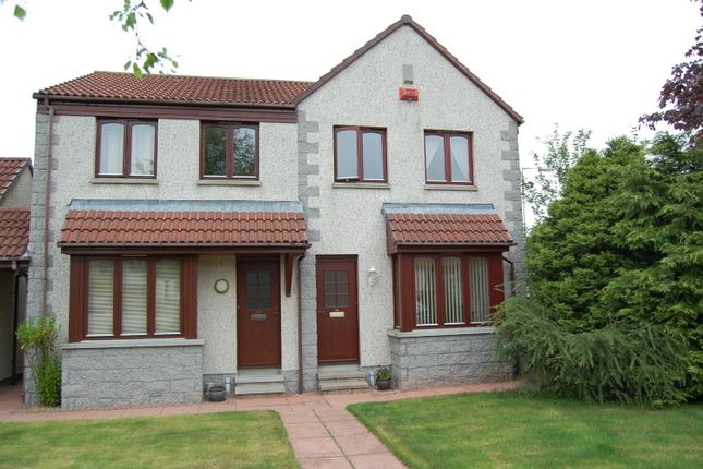 Thumbnail Semi-detached house to rent in Callum Crescent, Kingswells, Aberdeen