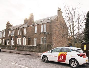 Thumbnail Flat to rent in Forthill Road, Broughty Ferry, Dundee