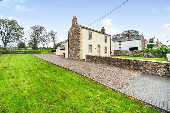 Thumbnail Detached house for sale in Bothel, Wigton, Cumbria