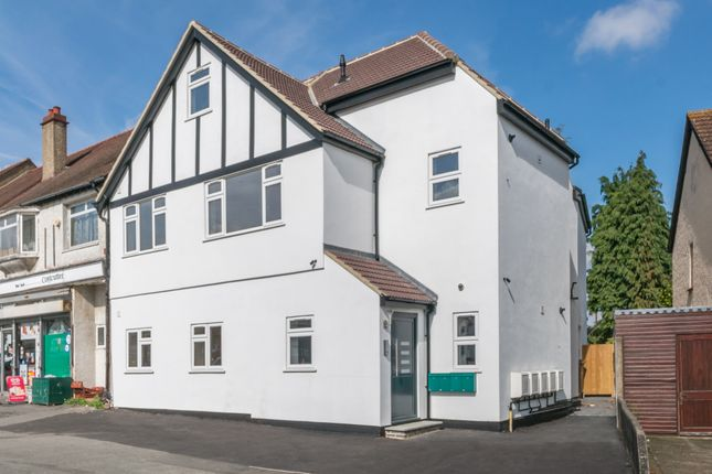 Thumbnail Maisonette for sale in Erskine Road, Sutton