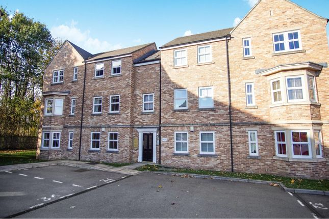 Thumbnail Flat for sale in Ayr Avenue, Catterick Garrison