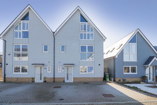 4 bed semi-detached house for sale in Melanie Close, Folkestone CT19