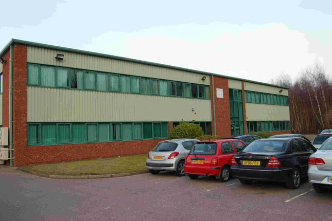 Thumbnail Office to let in Drayton House, Drayton Manor Business Park, Coleshill Road, Tamworth