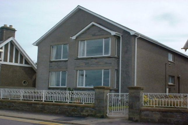 Thumbnail Flat to rent in Paradise Row, Stotfield Road, Lossiemouth