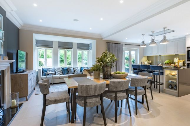 Thumbnail Terraced house for sale in Mill Island House, Taplow Riverside, Taplow