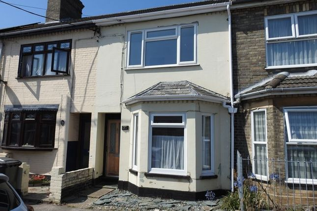 Thumbnail Terraced house to rent in Gilpin Road, North Oulton Broad, Lowestoft