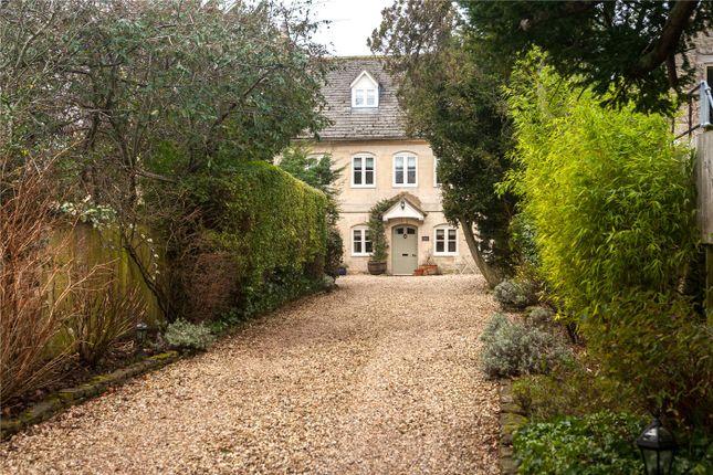 Thumbnail Detached house for sale in The Burgage, Prestbury, Cheltenham, Gloucestershire