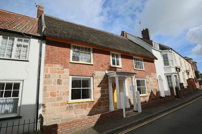 Thumbnail Terraced house for sale in Primrose Cottage, North Street, Exmouth