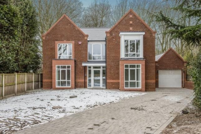 Thumbnail Detached house for sale in Vicarage Gardens, 100A Childwall Abbey Road, Liverpool, Merseyside