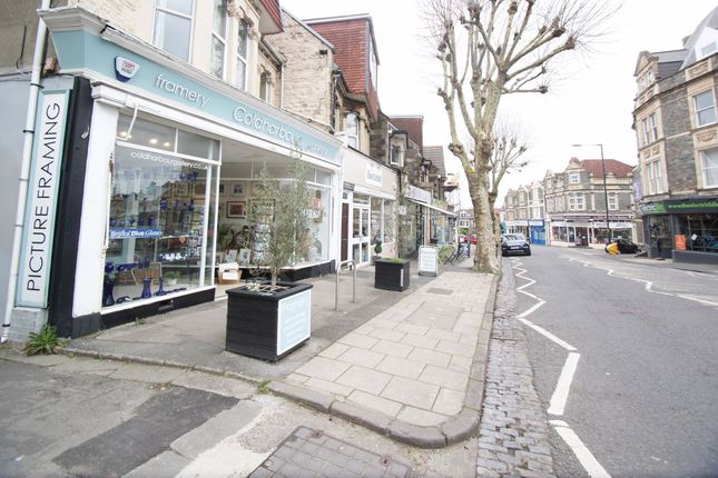 Thumbnail Flat to rent in Coldharbour Road, Westbury Park, Bristol