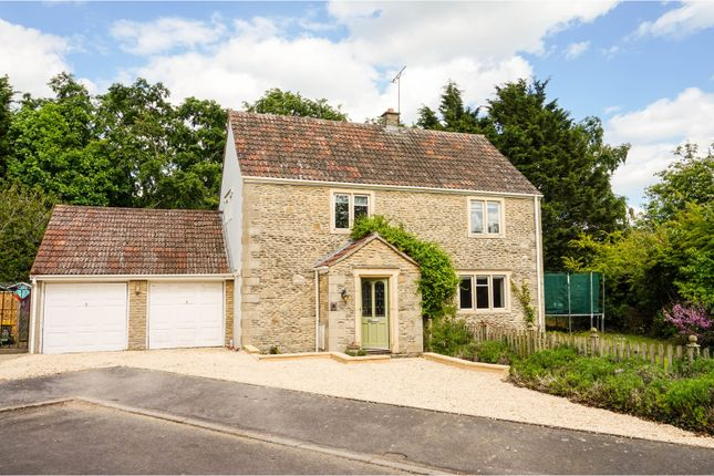 Thumbnail Detached house for sale in Manor Farm Drive, Chippenham