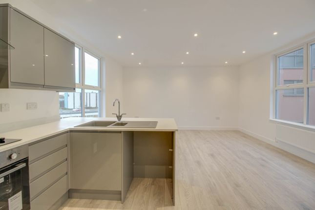Thumbnail Flat for sale in High Street, Wickford